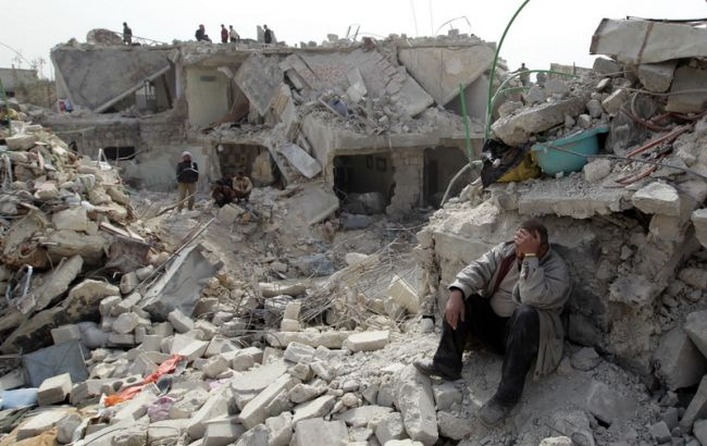 Фото: война в Сирии унесла жизни 293 тыс. человек