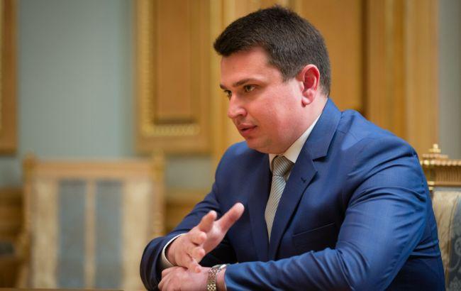 Порошенко представил Сытника на посту директора Антикоррупционного бюро