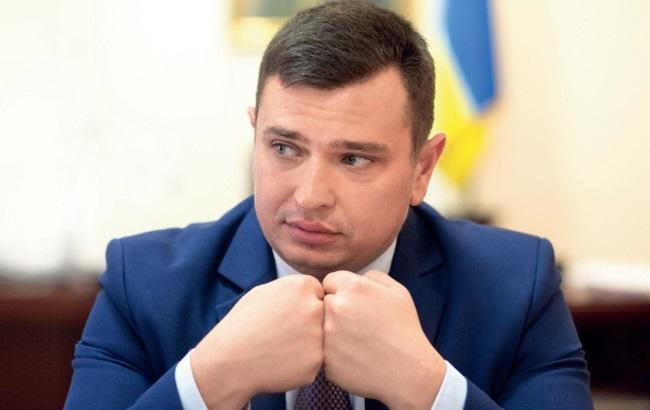 Фото: глава НАБ України Артем Ситник