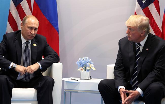Трамп пригласил Владимира Путина навстречу вВашингтоне