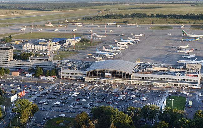 """Фото: аеропорт """"Бориспіль"""" збільшив прибуток (kbp.kiev.ua)"""