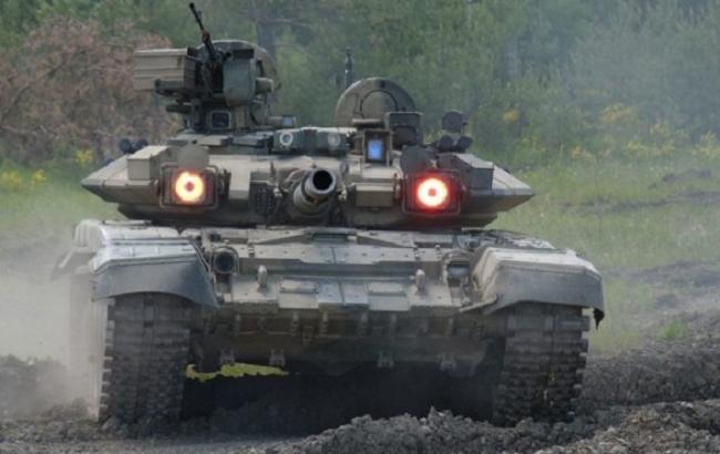 Фото: российский танк