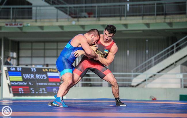 Українці здобули бронзу на Кубку світу з греко-римської боротьби