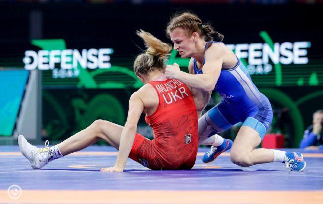 Українки завоювали ще три медалі на Кубку світу з боротьби