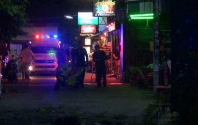 Фото: взрывы в Таиланде