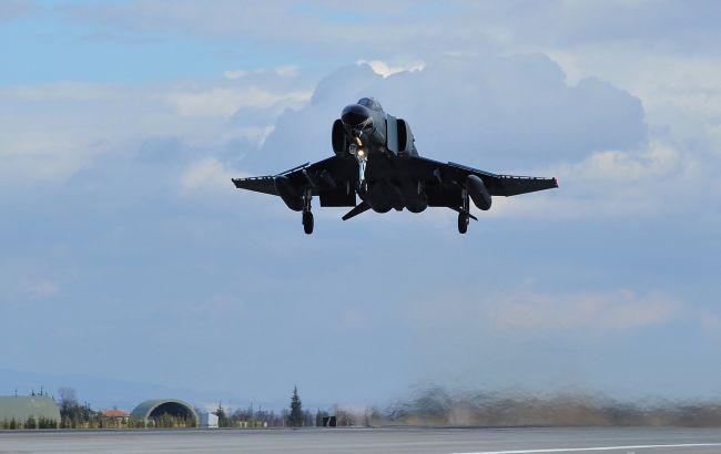 Винищувач НАТО небезпечно зблизився з літаком мыныстра оборони РФ