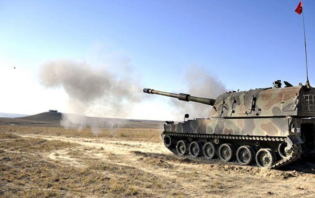 Курды опровергли сообщения турок овзятии стратегической высоты вАфрине