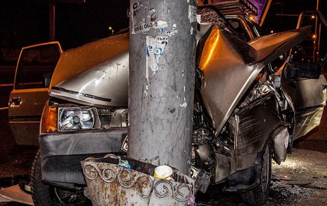 В Одессе пьяный водитель, скрываясь от преследования, устроил смертельное ДТП (видео)