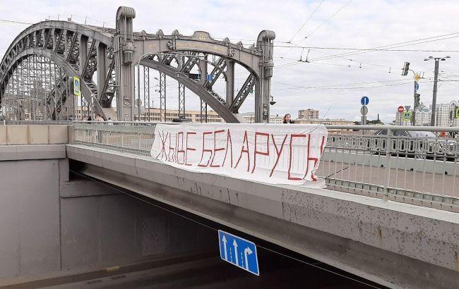 В Минске пройдет акция протеста: в центр стянули технику и бойцов ОМОНа
