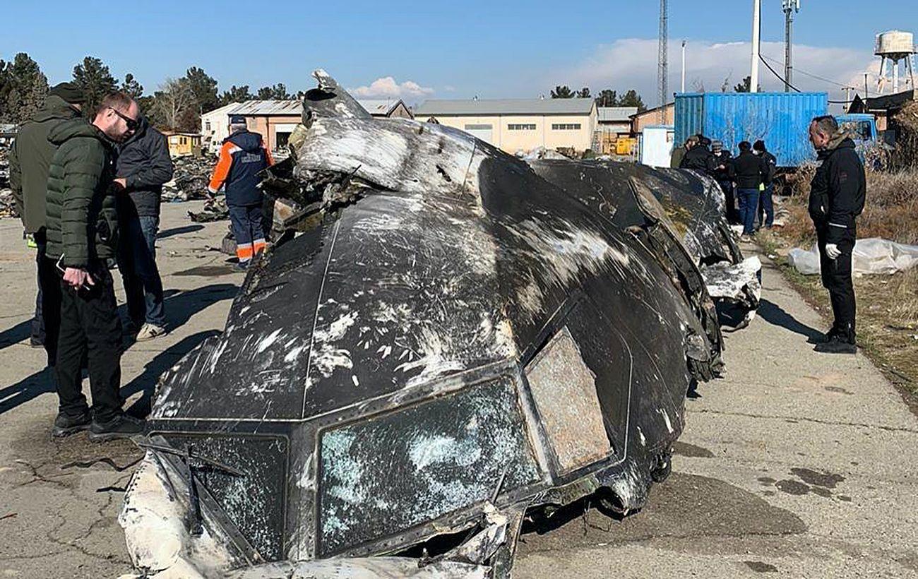 Розслідування катастрофи літака МАУ в Тегерані майже завершено, - МЗС Ірану