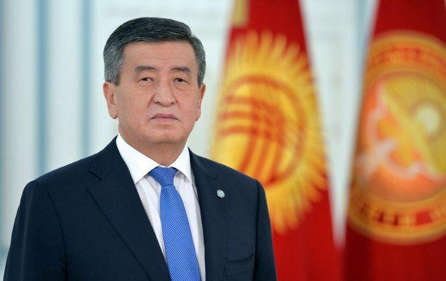 Президент Киргизии отправил в отставку премьера и правительство