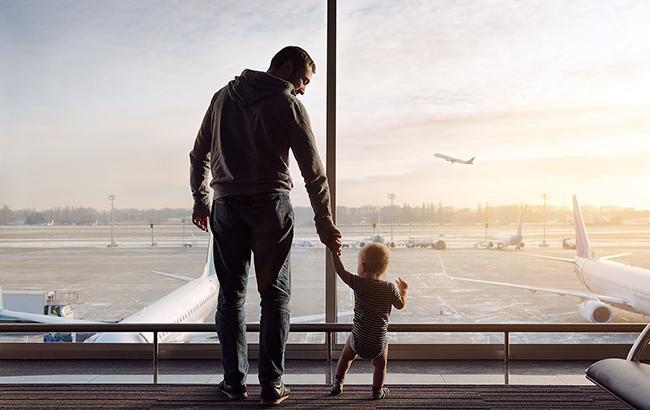 Закон щодо зміни порядку вивезення дітей за кордон набрав чинності