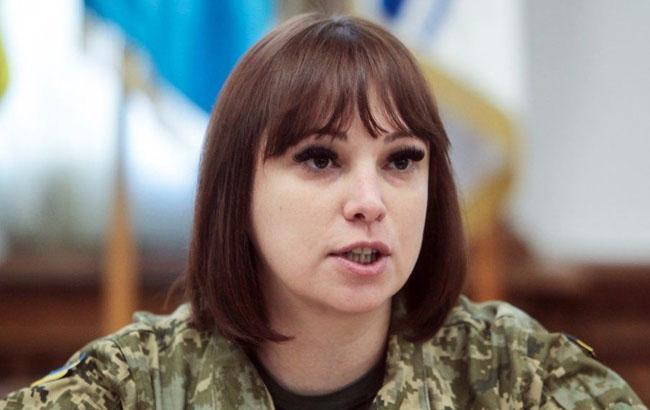 Фото: Татьяна Рычкова за 2015 год заработала свыще 1,6 млн гривен (unian.net)