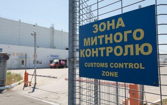 Депутати пропонують вивести митницю із зони впливу ДФС