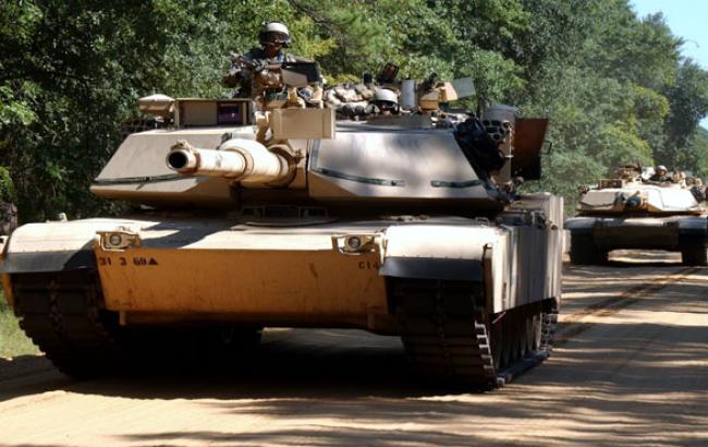 Фото: Танки НАТО (evreimir.com)