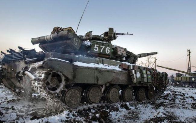 За день бойовики здійснили 33 обстріли на Донбасі, втрат у сил АТО немає