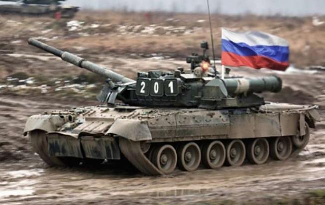 Фото: Российские войска на Донбассе (joinfo.ua)