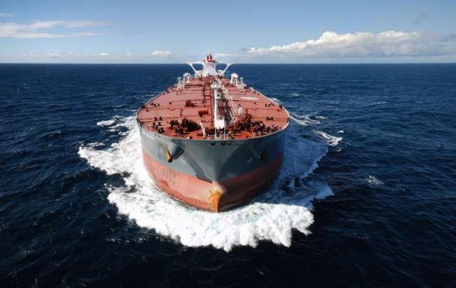 Фото: танкер