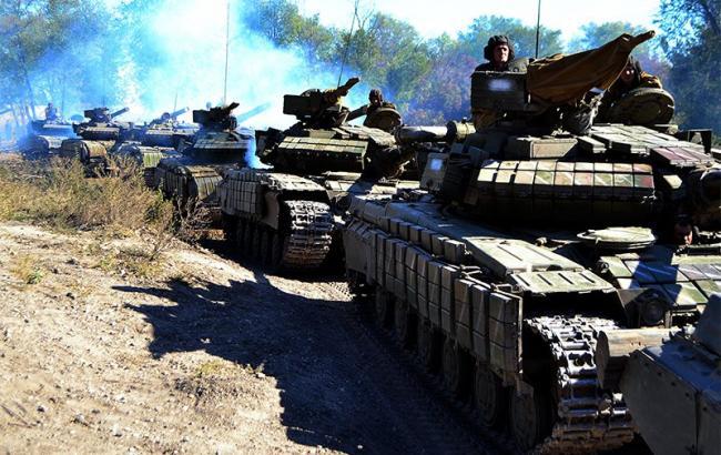 ОБСЕ зафиксировала танки ДНР вблизи линии разграничения под Мариуполем
