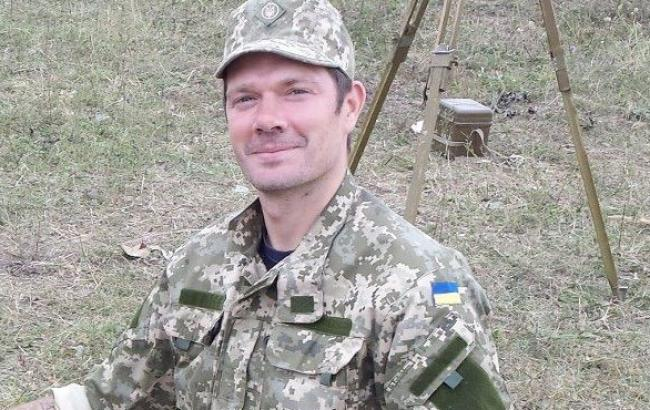 Фото: Тапольский вернулся с фронта (facebook.com)