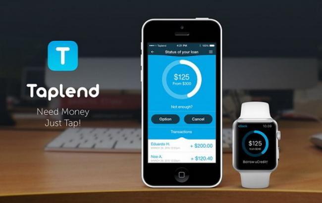 Фото: проект онлайн-сервісу миттєвих позик Taplend (прес-служба Softinvest Holding)