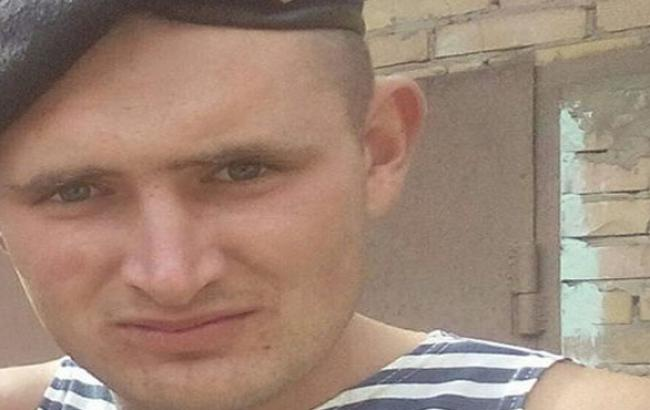 В Ровно простились с 19-летним морпехом, погибшим на Донбассе