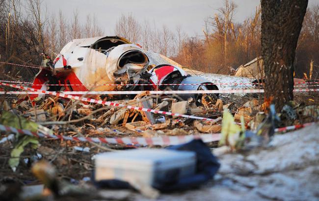 Фото: Польша проведет дополнительные исследования по катастрофе под Смоленском