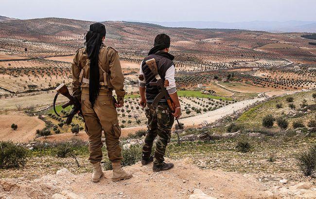 Фото: курди атакували форпост на південному сході Туреччини