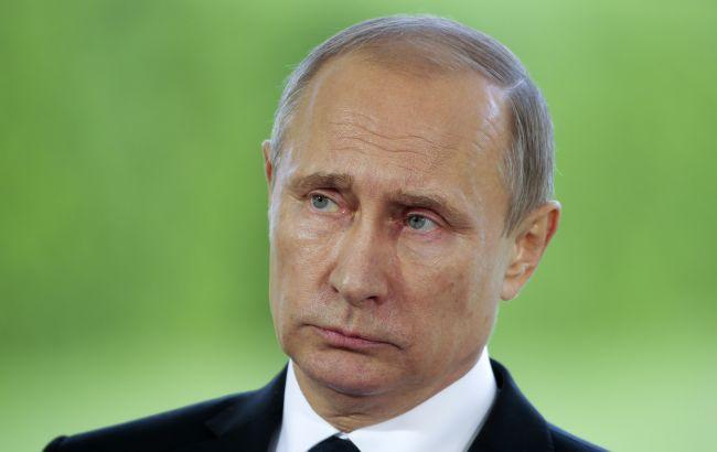 Фото: Володимир Путін назвав затримання кримських дезертирів віроломством