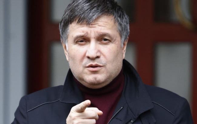 Мер Люботина затриманий на хабарі, - Аваков