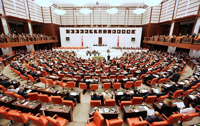 Фото: парламент Турции (tbmm.gov.tr)