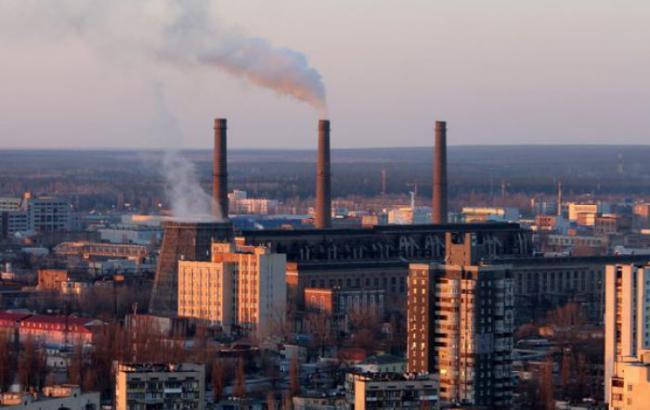Фото: на складі Дарницької ТЕЦ вугілля вистачить на два тижні роботи