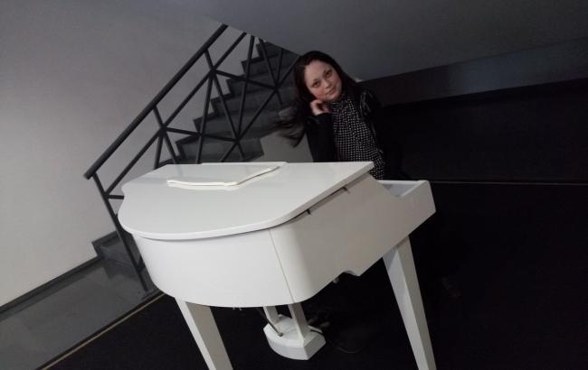 """Фото: Алена Трофименко, девушка-""""бабочка"""" (facebook.com/AlonaTrofimenko)"""