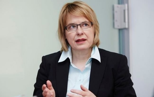 Фото: депутат від ХДС Німеччини Беттіна Кудла