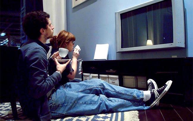 Серіали дивляться по ТБ і в інтернеті