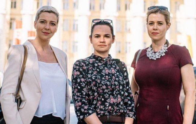 Тіхановську, Колеснікову та Цепкало висунули на Нобелівську премію миру