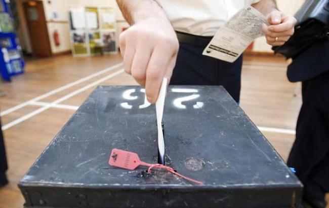 Фото: выборы (telegraph.co.uk)
