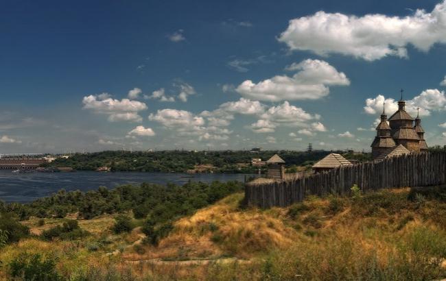 Фото: Острів Хортиця (Slavpeople)