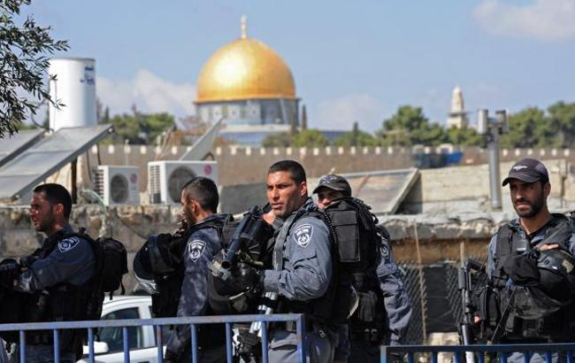металлоискатели стали причиной нового арабо-израильского конфликта
