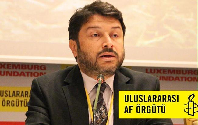 Руководителя турецкого отделения Amnesty International обвинили всвязях сГюленом