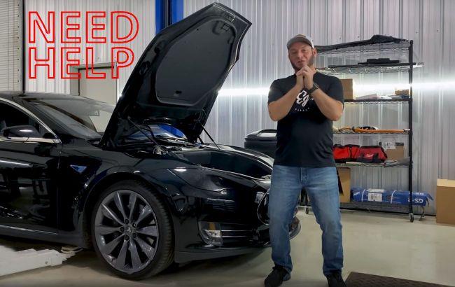 Власник Tesla Model S зумів замінити батарею за 5 тисяч доларів, хоча компанія вимагала 23 тисячі