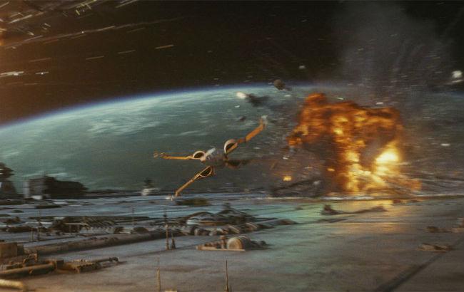 """Фото: Кадр з фільму """"Зоряні війни: Останні джедаї"""""""