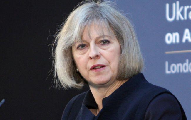 Великобритания покинет единый рынокЕС после Brexit,— Мэй