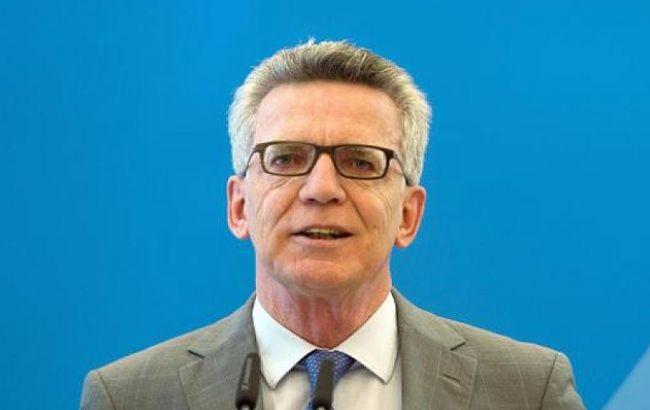 ВГермании вводят контроль награницах впреддверии саммита G20