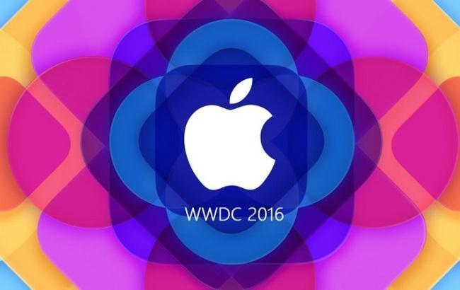 Фото: конференция Apple для разработчиков WWDC 2016