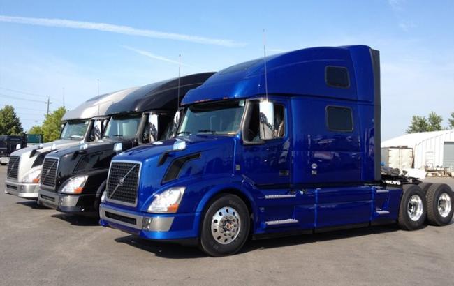 Фото: вантажівки