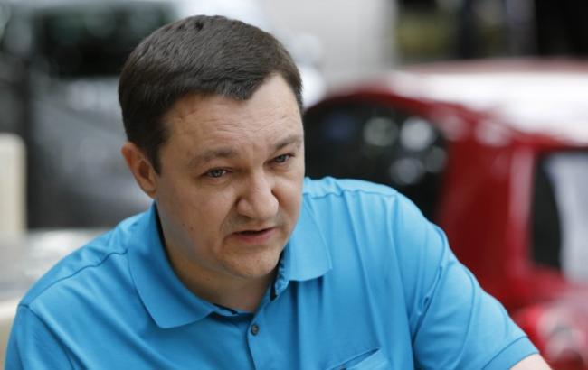 Тимчук: питання відставки Плотницького вирішиться в ході найближчого візиту Суркова в ЛНР