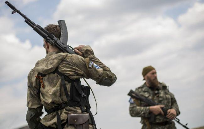 Фото: бойовики планують провокації в зоні АТО