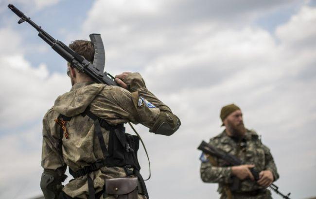 Фото: бойовики на Донбасі