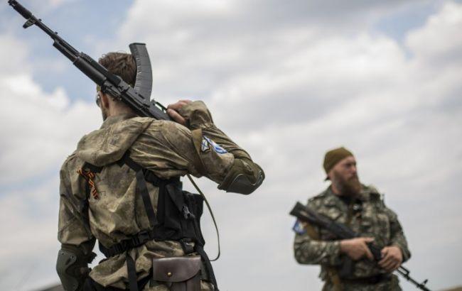 Три БМП боевиков затонули впроцессе учений